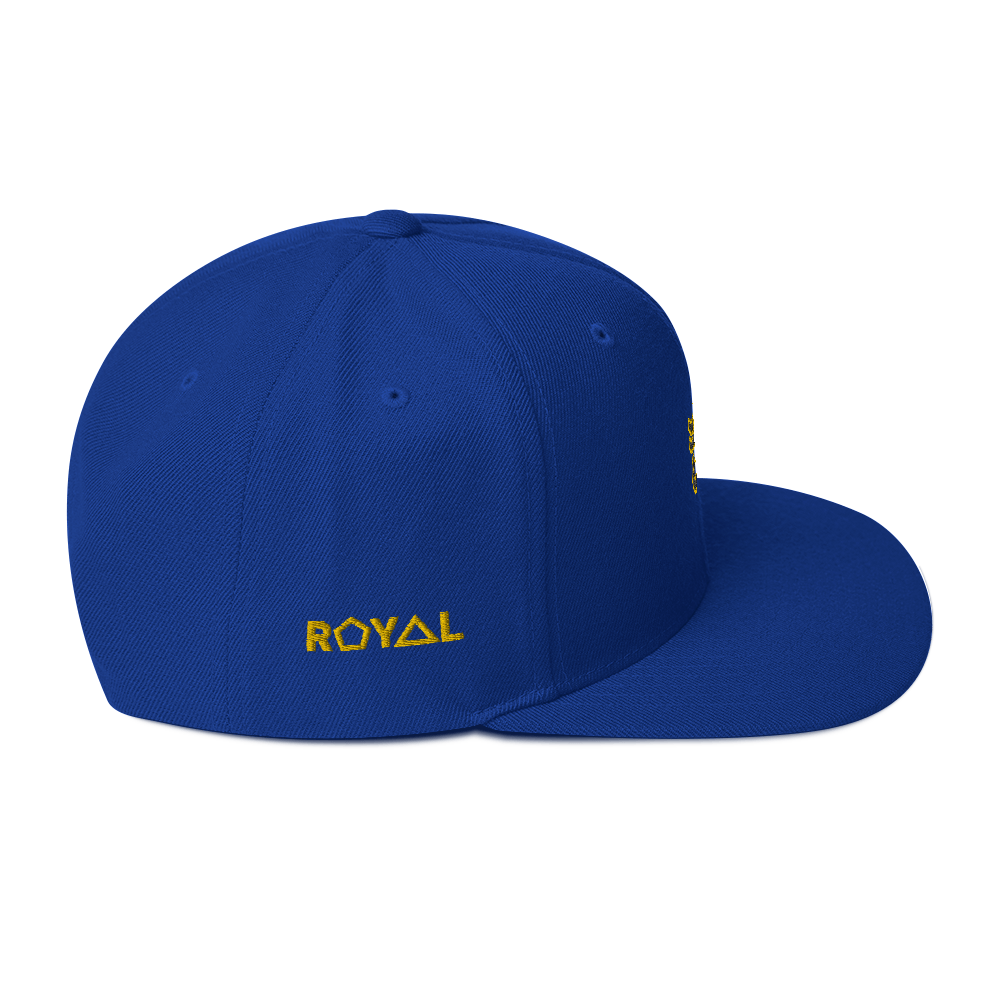 ROYAL. | Urban Resort | Conscious Culture Eye of Ra Crxwn Snapback HONEYCOMB 6 VARIETIES