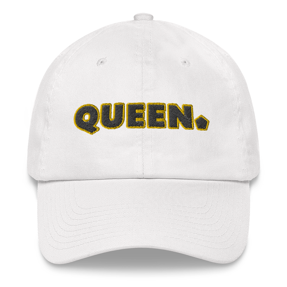 .R.O.Y.A.L. URBAN RESORT MOM CAP QUEEN. 3D HONEYCOMB EMBLEM 6 Varieties