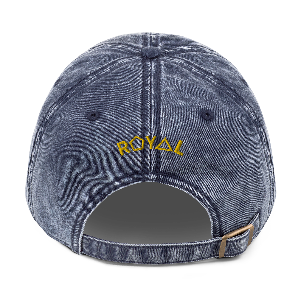 ROYAL. |  Urban Resort | FUTURE TRIBE Eye of Ra Vintage Mom Ra Caps 3 COLOR VARIETIES