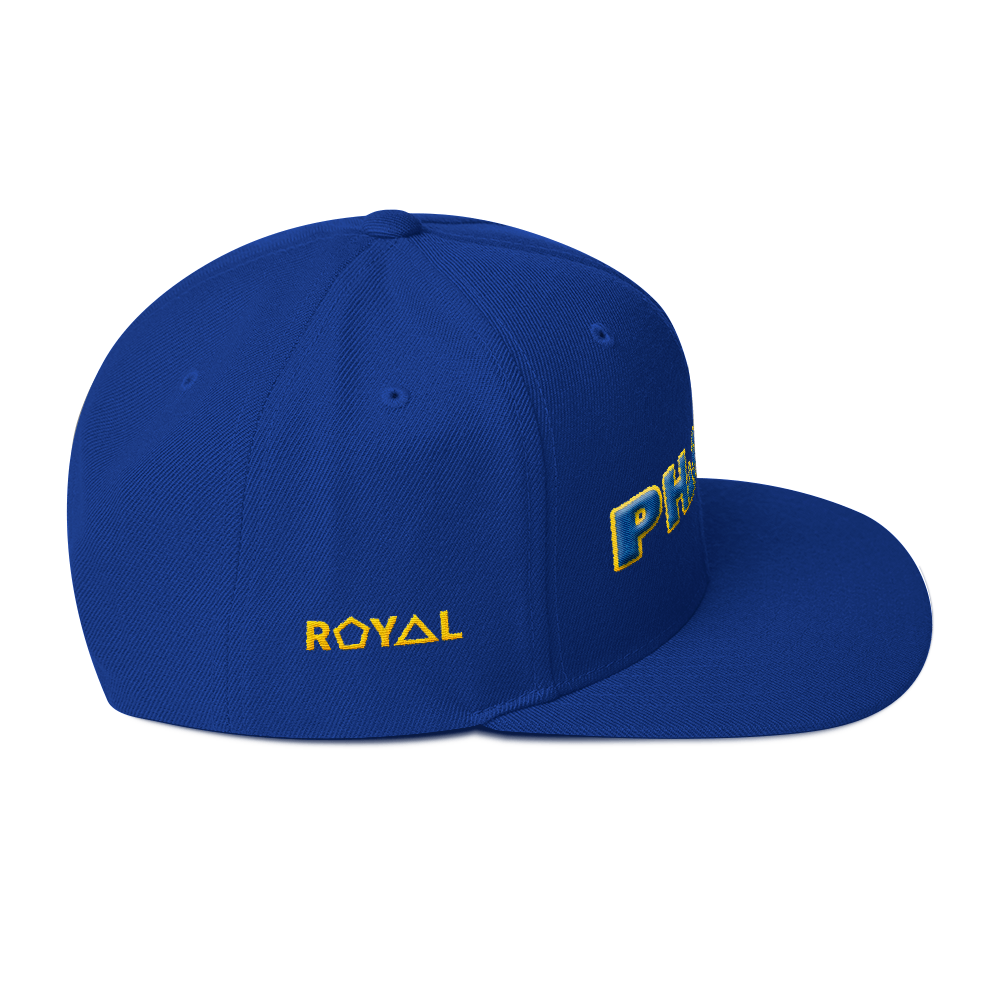 .R.O.Y.A.L. URBAN RESORT SNAPBACK PHARAOH. NU AFRIQUE 8 VARIETIES
