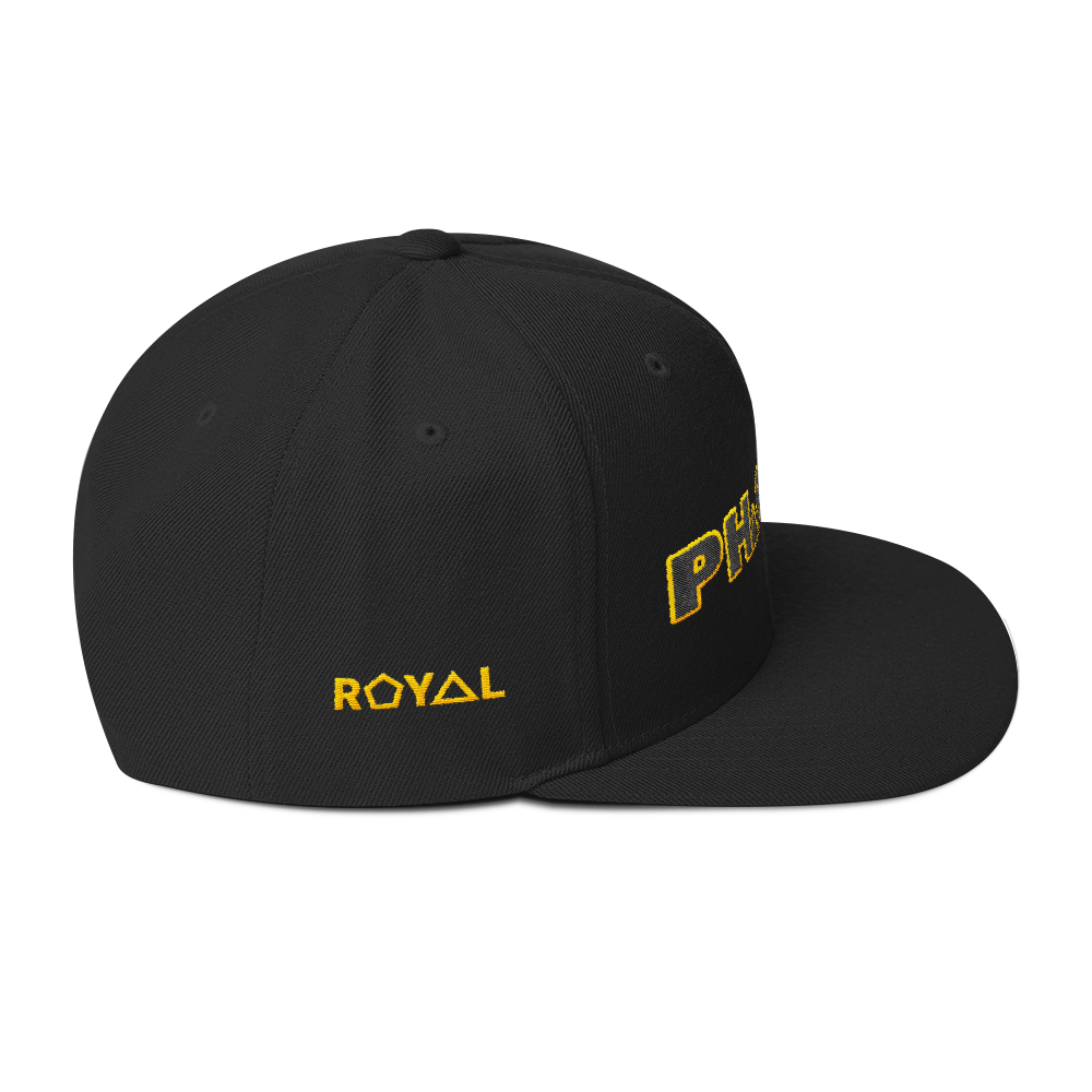 .R.O.Y.A.L. URBAN RESORT SNAPBACK PHARAOH. HONEYCOMB 8 VARIETIES