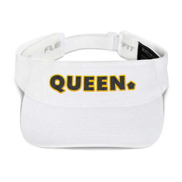 .R.O.Y.A.L. URBAN RESORT VISOR QUEEN. HONEYCOMB 4 VARIETIES