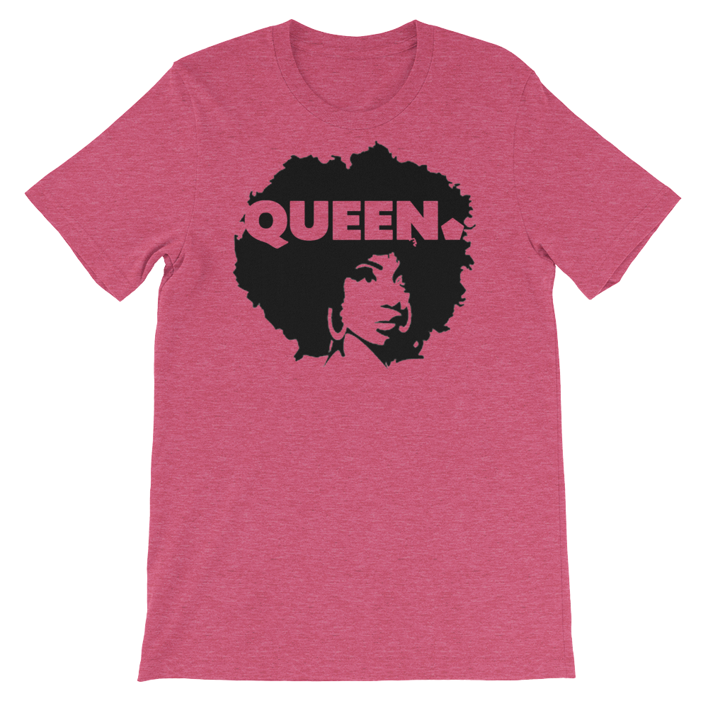 ROYAL. Unisex Melanin Magic 4 Queens_Queen of Diamonds VARIETY COLORS