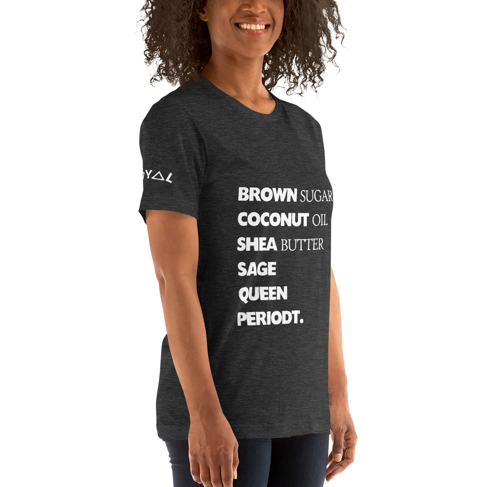 ROYAL WEAR | Empower God Is A Black Woman the RECIPE Dark Hues