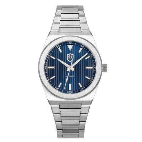 Successor Automatic- Stainless Steel/Navy Blue Dial