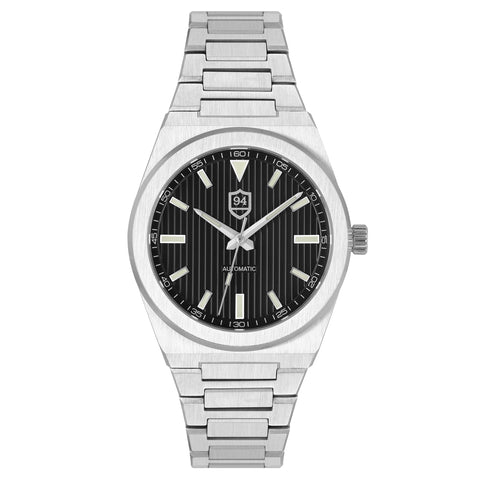 Successor Automatic- Stainless Steel/Black Dial