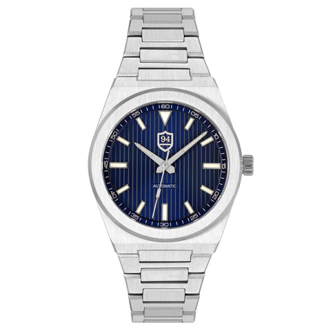 Successor Automatic- Stainless Steel/Midnight Blue Dial