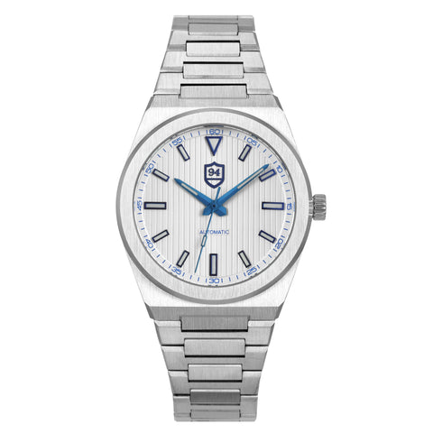 Successor Automatic- Stainless Steel/Arctic White Dial