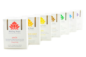 Meiling Skincare's New Organic Soap Packaging!