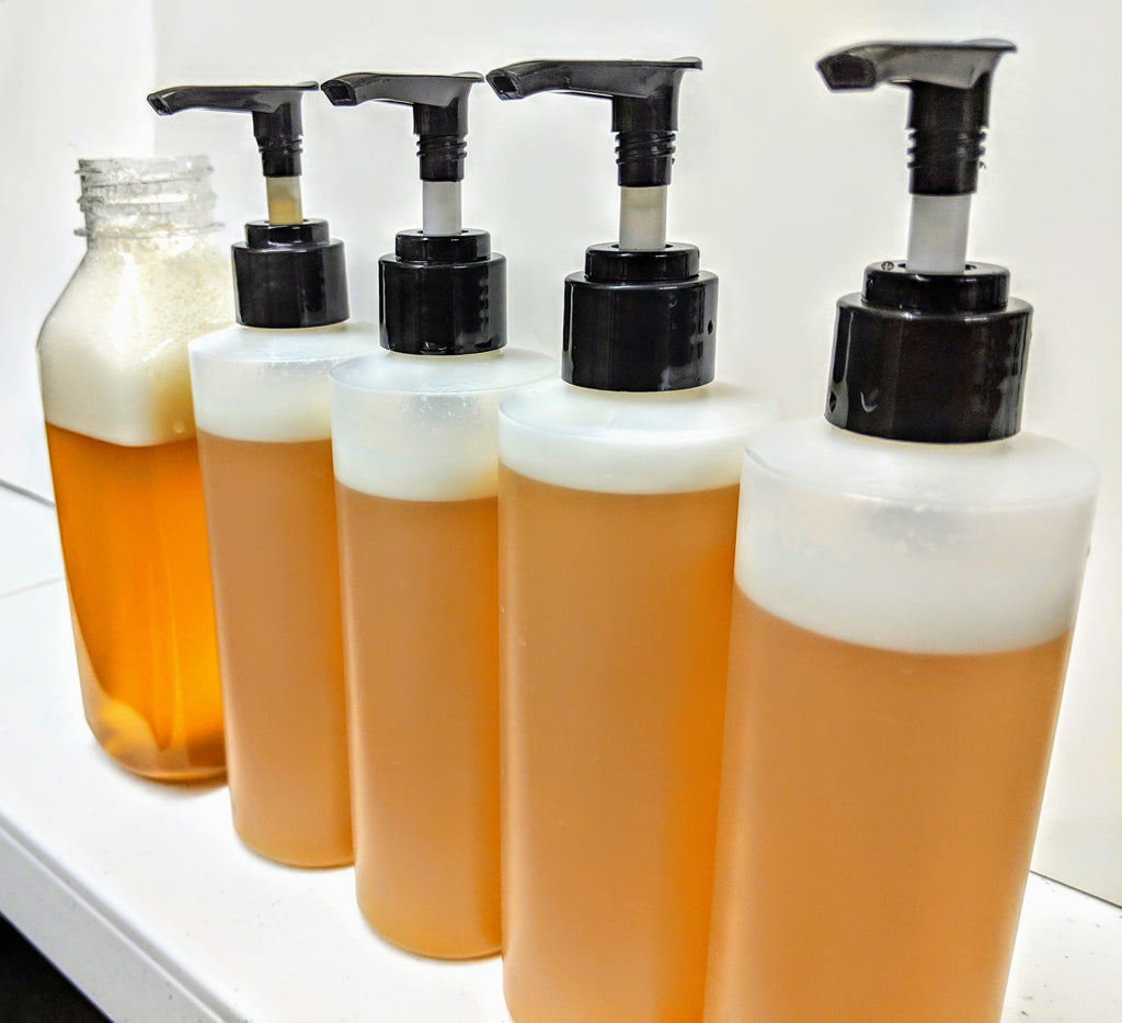 Liquid Soap Survey Results
