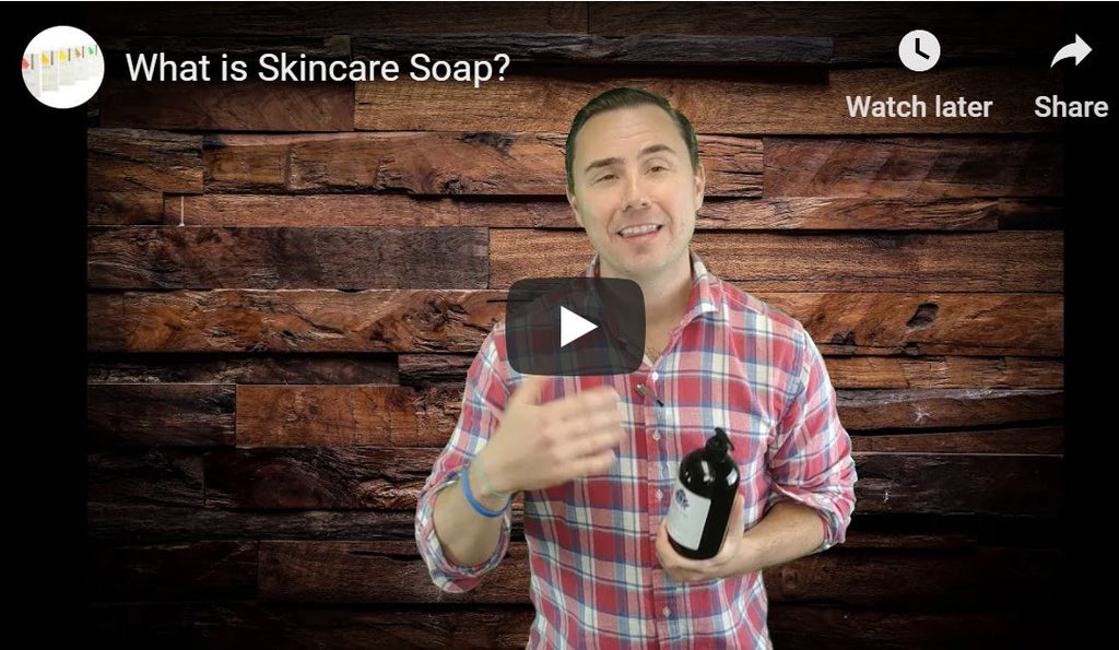 What is Skincare Soap?