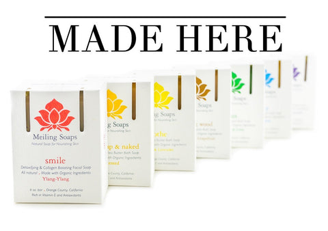 Meiling Skincare Made in the U.S.A.