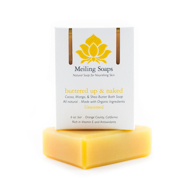 Meiling Skincare Unscented Soap Bar