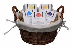 5 bar natural soap gift set