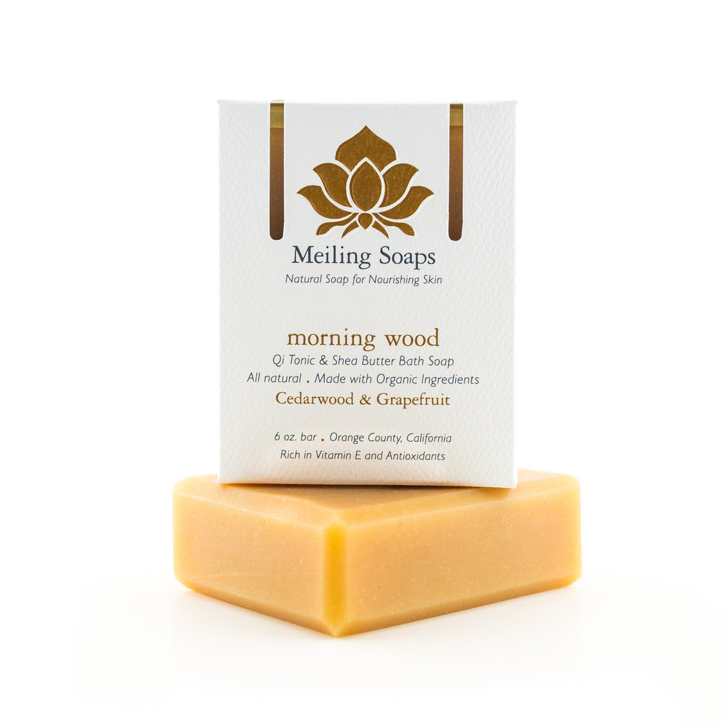 Morning Wood Natural Soap