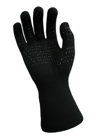 Thermfit Waterproof Gloves Black (Previous Model)