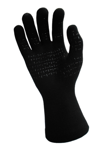 TouchFit Waterproof Gloves Black