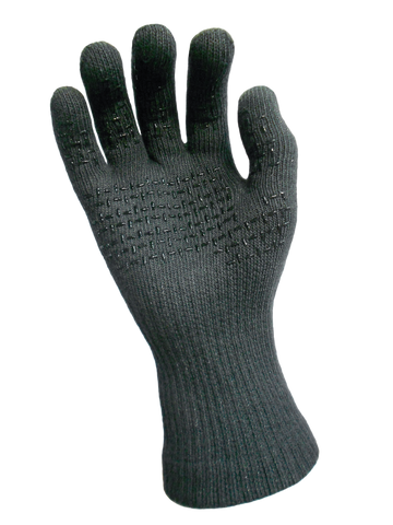 ToughShield Waterproof Gloves Charcoal EN388 (CE certified)