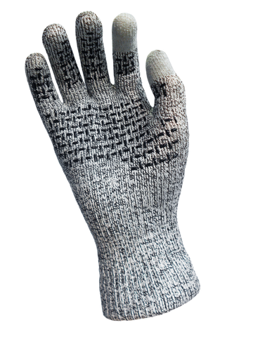 TechShield Gloves Heather Gray (Touchscreen)