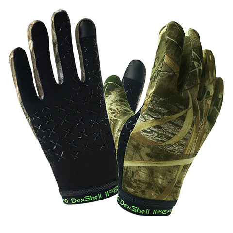 Waterproof Drylite Gloves Realtree® MAX-5