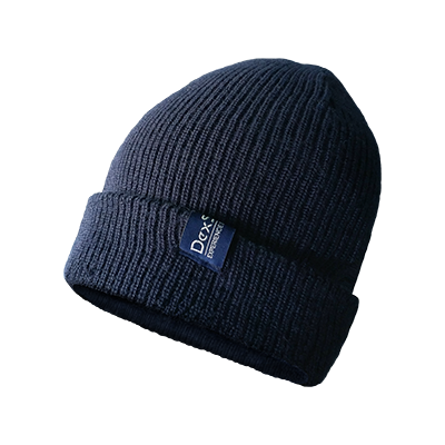 Watch Wool Waterproof Beanie Navy