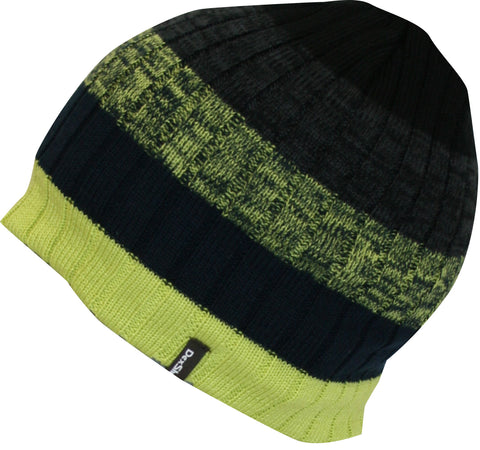Waterproof Beanie Gradient Lime Yellow