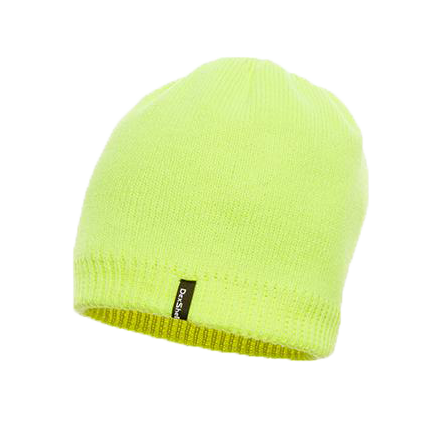 Waterproof Beanie Solo Hi vis Yellow