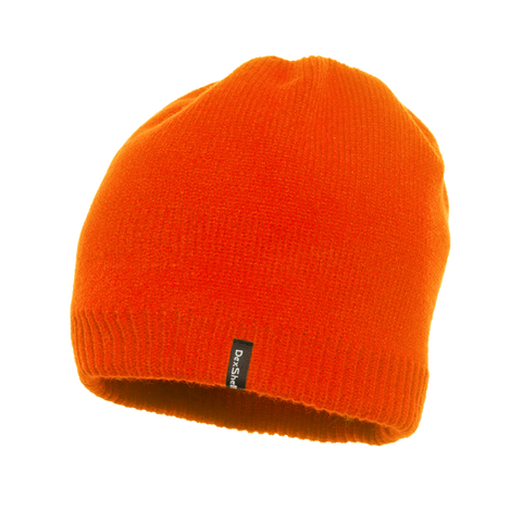 Waterproof Beanie Solo Blaze Orange
