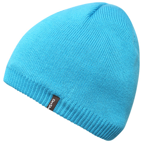 Waterproof Beanie Solo Cyan Blue