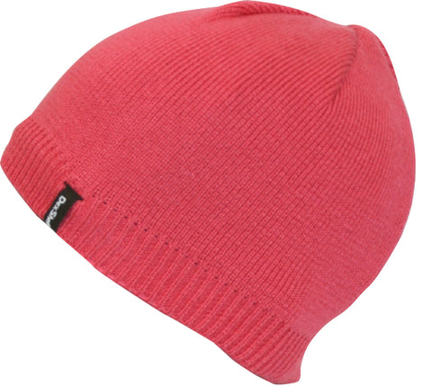 Waterproof Beanie Solo Coral Red