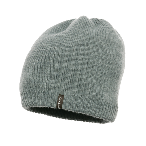 Waterproof Beanie Solo Gray