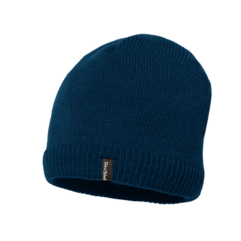 Waterproof Beanie Solo Navy