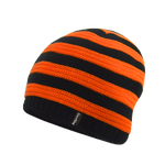 Children Waterproof Beanie Tangelo Stripe