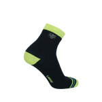 Ultralite Biking Socks Hi-vis Yellow
