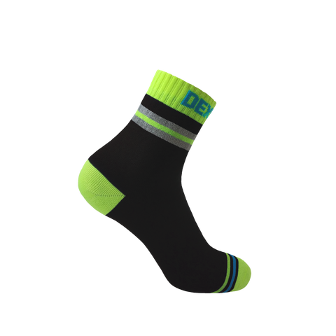 Pro Visibility Cycling Socks Hi-Vis Yellow
