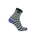 Ultra Flex Waterproof Socks Color Stripe