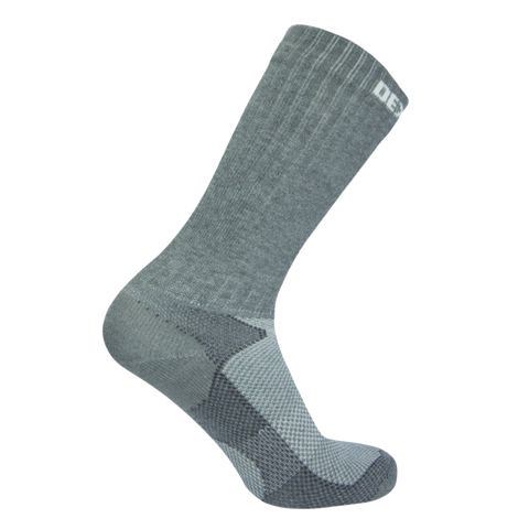 Terrain Waterproof Walking Socks Gray