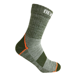 Terrain Walking Ankle Socks Heather Pale Green