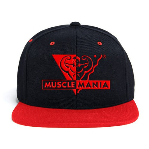 Red/Black – Snapback Hat