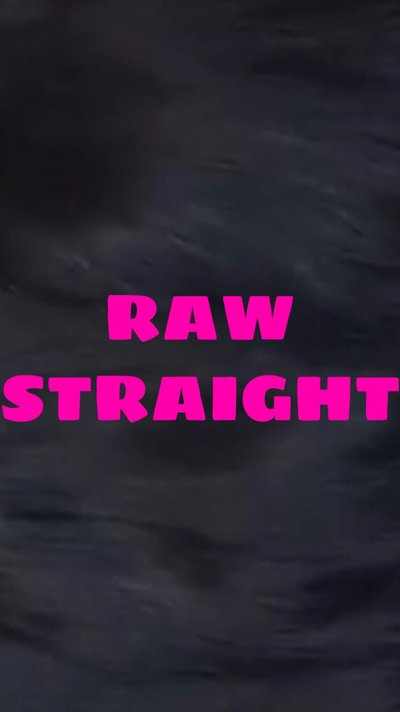 RAW SOUTHEAST ASIAN STRAIGHT