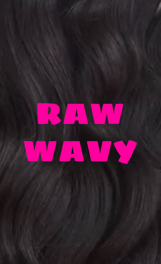 RAW SOUTHEAST ASIAN WAVY