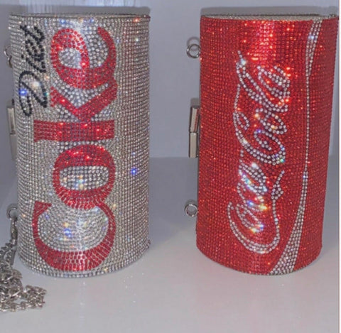 COCA-COLA BLING BAG