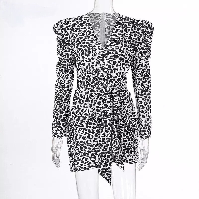 DALMATIAN DOLLY DRESS