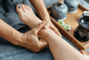 Relaxing Foot Massage