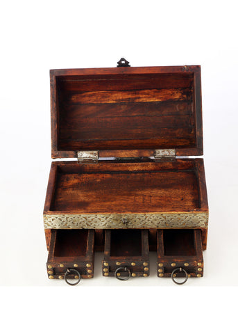 Antique Dressing Box