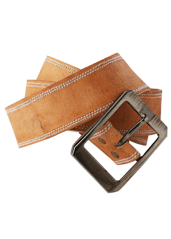 Belt with White Strip