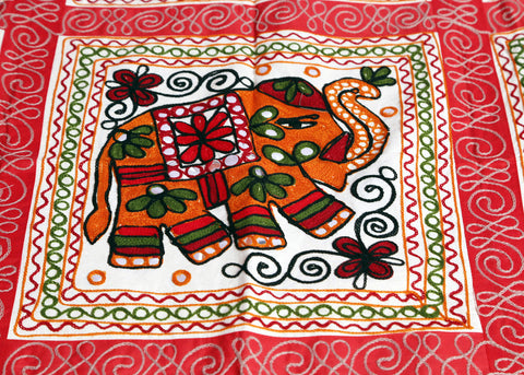 Royal Elephant Bedsheet