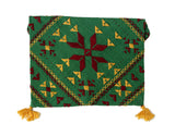 Traditional Pouch - Green