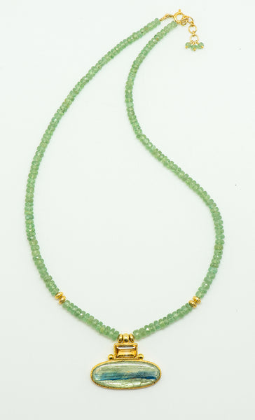 Vasant-Designs-kyanite-citrine-necklace-kalled-gallery