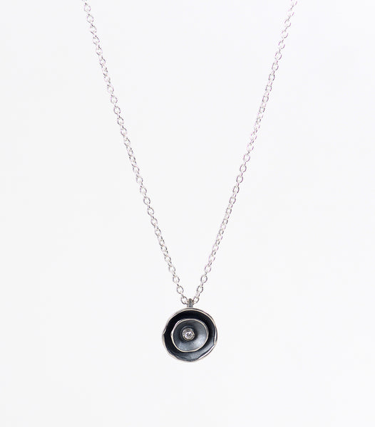 Sarah-Richardson-sterling-silver-oyster-dishy-pendant-necklace